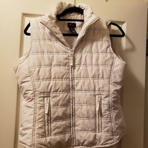 GUC White Vest. Size Medium.